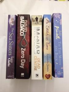 books for blog