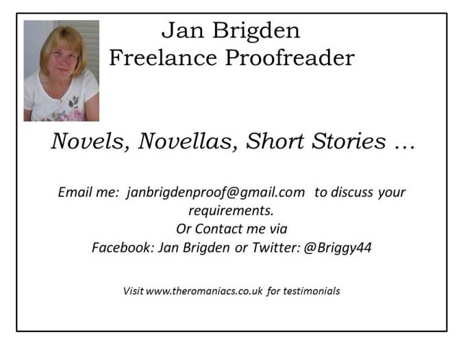 Jan Proofreading ecard